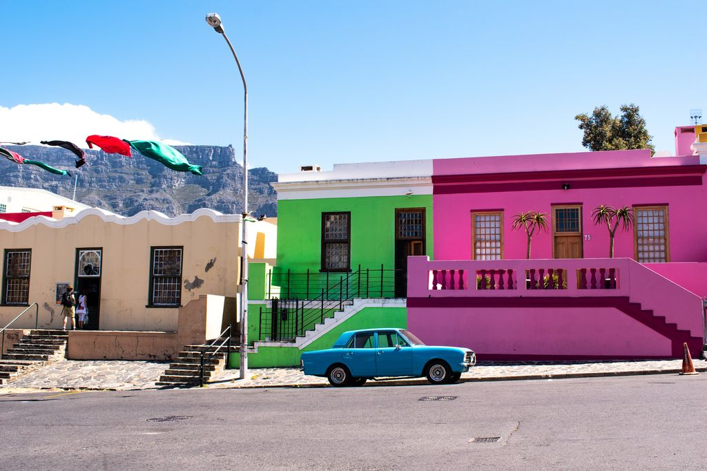 Bo-Kaap, City Centre
